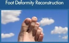 Foot Deformity Reconstruction - Mr Htwe Zaw - Foot and Ankle Surgeon
